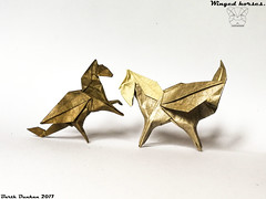 Winged horses - Barth Dunkan (Magic Fingaz) Tags: barthdunkan caballo cavallo cheval horse koń konj kuda ló paard pferd άλογο кінь лошадь घोड़ा ม้า 말 うま 马