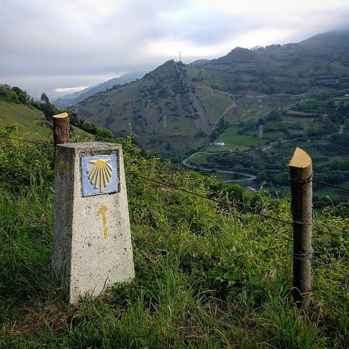 #erias #Asturias #caminodeSantiago #iperegrinos #caminodelsalvador #espaciofotografico #Viajes #travelers #Travel #senderismo