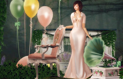 Always a bridesmaid never a bride (Taleah McMahon) Tags: anlar catwa deaddollz fameshed gizza lotus monso thechapterfour