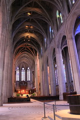 Vaulted Ceilings (JB by the Sea) Tags: sanfrancisco california april2017 urban nobhill gracecathedral church gothic frenchgothic