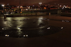 IMG_0560_PP (under_tulsa) Tags: downtown tulsa oklahoma art deco long exposure evening cloudy rain storm lightning