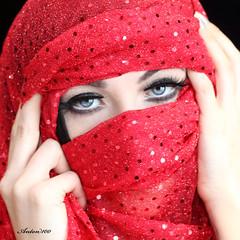IMG_3967BPP (Flicktone) Tags: eyes hijab arabheaddress
