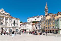 Piran, Slovenia (George Pachantouris) Tags: slovenia piran adriatic sea sun summer venetian enetian
