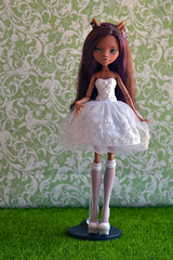 1 (butterflydeffekt) Tags: monsterhigh doll custom ooak handmade outfit clawdeen wolf