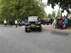202YUM Dodge WC53 (Ian Press Photography) Tags: 202yum dodge wc53 military army ipswich suffolk felixstowe truck trucks lorry lorries