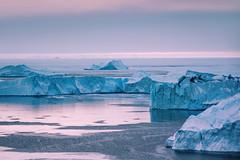 Icefjord 5 (Atmospherics) Tags: greenland iceburgs icescape ilulissat iceburg icefjord ice greenlandwinter atmospherics arcticcircle arctic polar icecap