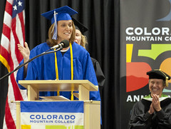 Roaring Fork Associate Degree Commencement Ceremony