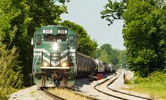 PAL 2115 EVWR MVL2 Mt Vernon IN 13 May 2017 (Train Chaser) Tags: evwr evansvillewestern pal2115