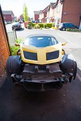 ZF2Y6474.jpg (Adam the ribless) Tags: repair racecar removal vx220 elise lotus ly36 sun clam fiberglass british vauxhall sportscar servicing radiator performance racing
