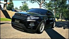 Ready To Fire (tronrider345) Tags: gt truck jeep land rover range ps3 gt6