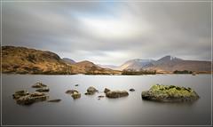 lochan na h-achlaise (jos.pannekoek) Tags: rannochmoor scotland schotland landscape longexposure le glencoe d500 tokina1116mmf28 tokinaaf1116mmf28