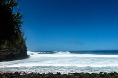 Kaui 231 DSC03759 (cpburt) Tags: kauai hawaii napalicoast kalalautrail hanakapiai beach