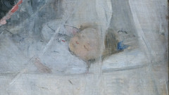 Morisot, The Cradle, detail