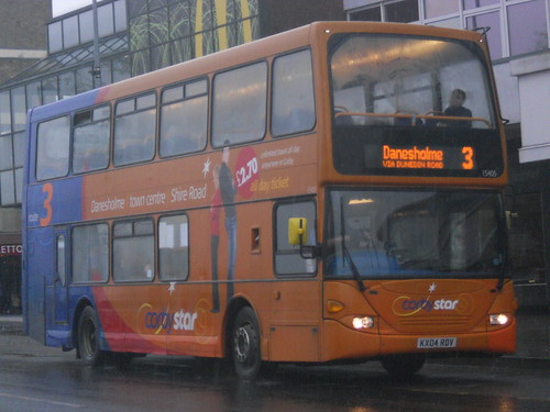 Stagecoach 15405 KX04 RDV