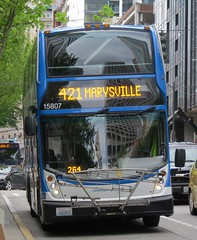 Community Transit 2015 Alexander Dennis Enviro 500 15807 (zargoman) Tags: communitytransit ct snohomish bus travel transit transportation alexanderdennis enviro500 double tall deck decker e500 lowfloor