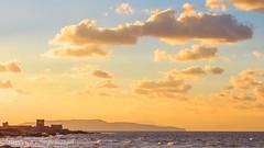 The Sky (Francesco Impellizzeri) Tags: trapani sicilia sunset clouds