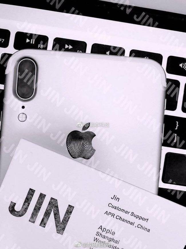 iPhone 8 bằng xương bằng thịt đã lộ diện rõ nét - Ảnh 1.