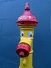 Hydrant creature