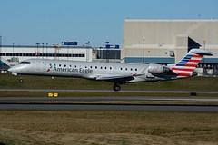 N523AE (Envoy Air) (Steelhead 2010) Tags: americanairlines americaneagle bombardier crj700 crj yyz nreg n523ae