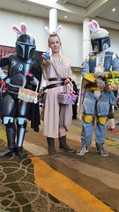 Happy Easter! (Michel Curi) Tags: starwars starwarscelebration starwarscelebrationorlando swco convention celebration darthvader r2d2 c3po lukeskywalker markhamill hansolo harrisonford princessleia carriefisher darkside theforceawakens rougueone lucasfilm theempirestrikesback battlefront bb8 droids cosplay fantasy collectables costumes tampabay slaveleia movies characters fiction artwork sciencefiction syfy jedi celebrities stormtroopers georgelucas tiefighter badrobot orangecounty orangecountyconventioncenter orlando florida lovefl easter internationaldrive gente people retratos portraits mujeres model women maythe4thbewithyou starwarsday maythefourthbewithyou comiccon comcon maytheforcebewithyou revengeofthesith revengeofthesixth 501st