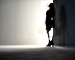She (Eleni Maitou) Tags: female abstract silhouette nikon nikond90 figure floor minimal blur light