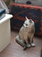 Tante Emmas Laden - Aunt Emma's shop (shero6820) Tags: kaufladen kaufmannsladen shop toy old antique vintage tins german homemade cat store épicerie jouetancien