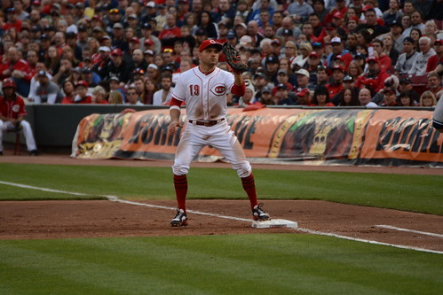 Joey Votto by haydenschiff, on Flickr