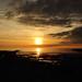 Cornish Sunset at Crackington haven