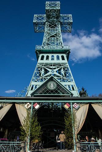The Josephskreuz - The biggest iron double Cross of the world