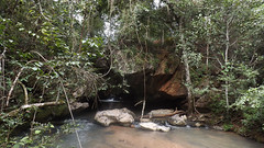 Ponte de Pedra (secomm.ufmt) Tags: agua nobres pontedepedra