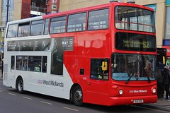 National Express West Midlands Volvo B7TL/Alexander ALX400 4285 (BU51 RXN) (Perry Barr) (john-s-91) Tags: nationalexpresswestmidlands volvob7tl alexanderalx400 4285 bu51rxn birmingham route52 aliencovenant