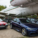 Giulia QV and 164 'under the wings'