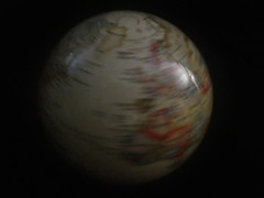 a turned globe HMM! (explored 04/24/2017) (christikren) Tags: globus welt world hmm macro macromondays intentionalblur globe drehend turned christikren makro