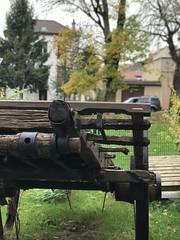 Photos prise au parc de la mairie de Fontenay-sous-Bois (freddo94) Tags: charrette 94120 fontenay fontenaysousbois