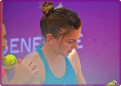 Simona Halep, the winner of the  Madrid WTA Premier Mandatory tennis tournament (May 2017) (Ioan BACIVAROV Photography) Tags: halep simonahalep wta tennis portrait sport sportwoman bacivarov ioanbacivarov bacivarovphotostream interesting beautiful wonderful wonderfulphoto nikon journalism photojournalism woman women girl girls fille filles fata fete