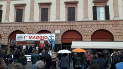 """Primo Maggio 2017 Forlì (6) • <a style=""""font-size:0.8em;"""" href=""""http://www.flickr.com/photos/99216397@N02/34290463501/"""" target=""""_blank"""">View on Flickr</a>"""