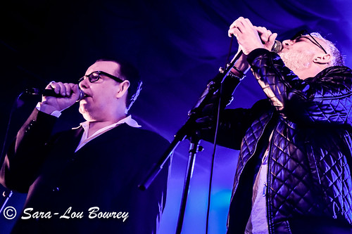 Alabama 3 @ Concorde 2 Brighton, May 2017