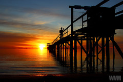 Trapiche do Laranjal (wagnerm25) Tags: laranjal pelotas trapiche sunset sunrise valverde pier dock deck dusk down dark