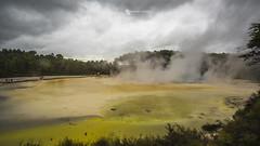 Nouvelle Zélande 2017 (ArmoNelga) Tags: newzealand waiotapu landscape geothermal artistpalette
