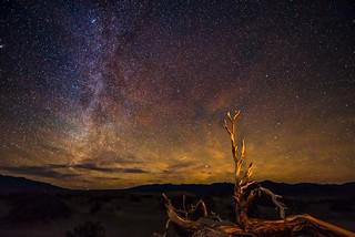 Milky Way in Death Valley
