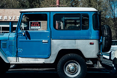Toyota (David Stebbing) Tags: color flickr street
