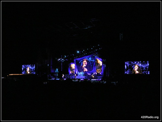 Black Sabbath - The Gorge - George, Washington - 08/24/13
