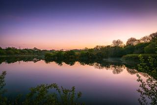 Narberth lake