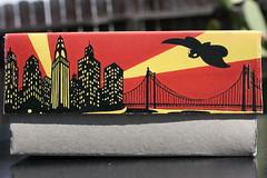 Mothra Tin Wind-Up Box Side (Billiken 1992) (Donald Deveau) Tags: box illustration mothra tintoy windup toys toyphotography billiken toho kaiju japanesetoy japanesemonster