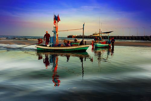 Khon Thai Fishermen