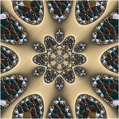 Sea of Tranquility (Ross Hilbert) Tags: fractalsciencekit fractalgenerator fractalsoftware fractalapplication fractalart algorithmicart generativeart computerart mathart digitalart abstractart fractal chaos art hyperbolic escher mandala hyperbolictiling hyperbolicgeometry poincaredisk henripoincare circleinversion tiling orbittrap