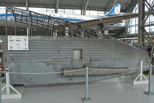 Side gondola of Zeppelin R Class [L-30]