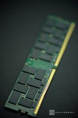 DDR4 128GB Memory DIMM (Master KZ) Tags: memory 128gb nikon d800 105mm macro