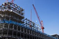 _DSC1109 (NRM the 2nd) Tags: goldmansachs brookfield london construction 2017 htcwolffkran 355b 500b towercrane cityoflondon