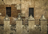 Four Pillars (Photography By Michael Benjamin) Tags: ruins travel dominican republic piller pillers brick bricks old